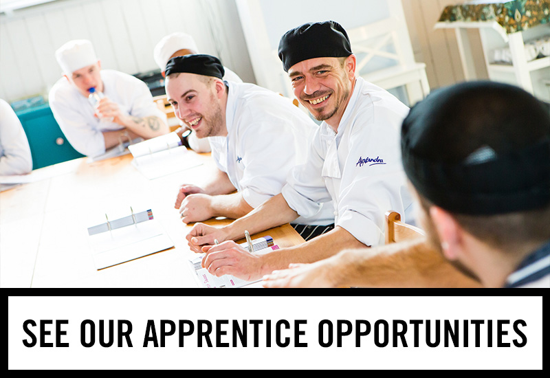Apprenticeships at Duke of York