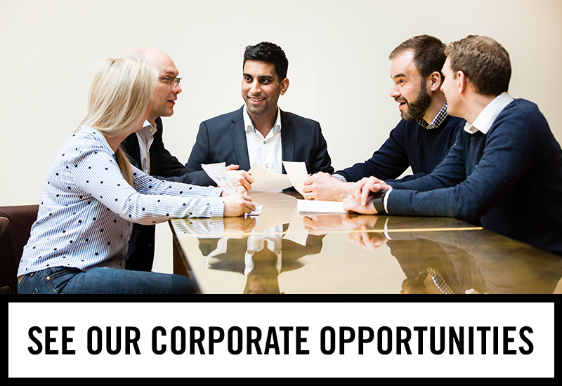 Corporate opportunities at Duke of York