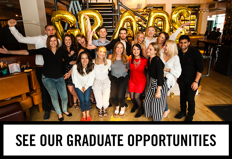 Graduate opportunities at Duke of York